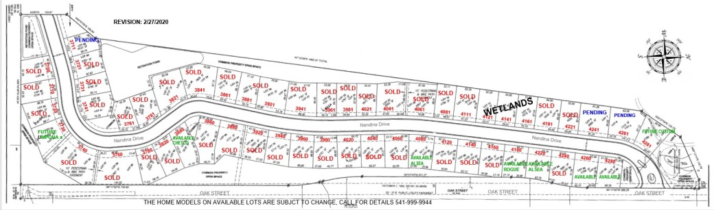 sandpines east updated plot 2-27-2020